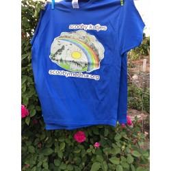 Camiseta Scooby Azul 1