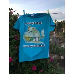 Camiseta Scooby Azul 4