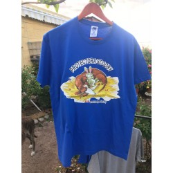 Camiseta Scooby Azul 5