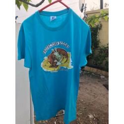 Camiseta Scooby Azul 6