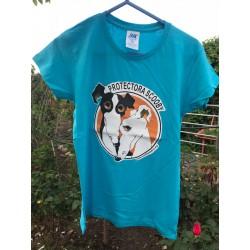 Camiseta Scooby Azul 7