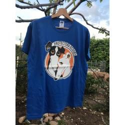 Camiseta Scooby Azul 8