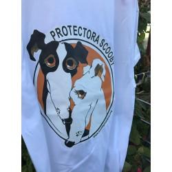 Camiseta Scooby Blanca 3