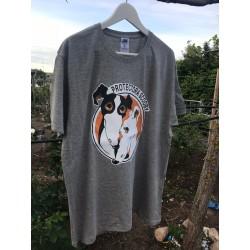 Camiseta Scooby Gris  4