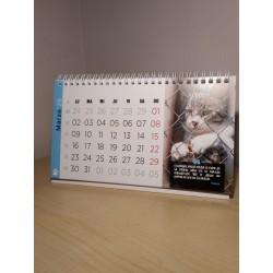 Calendario sobremesa 2020